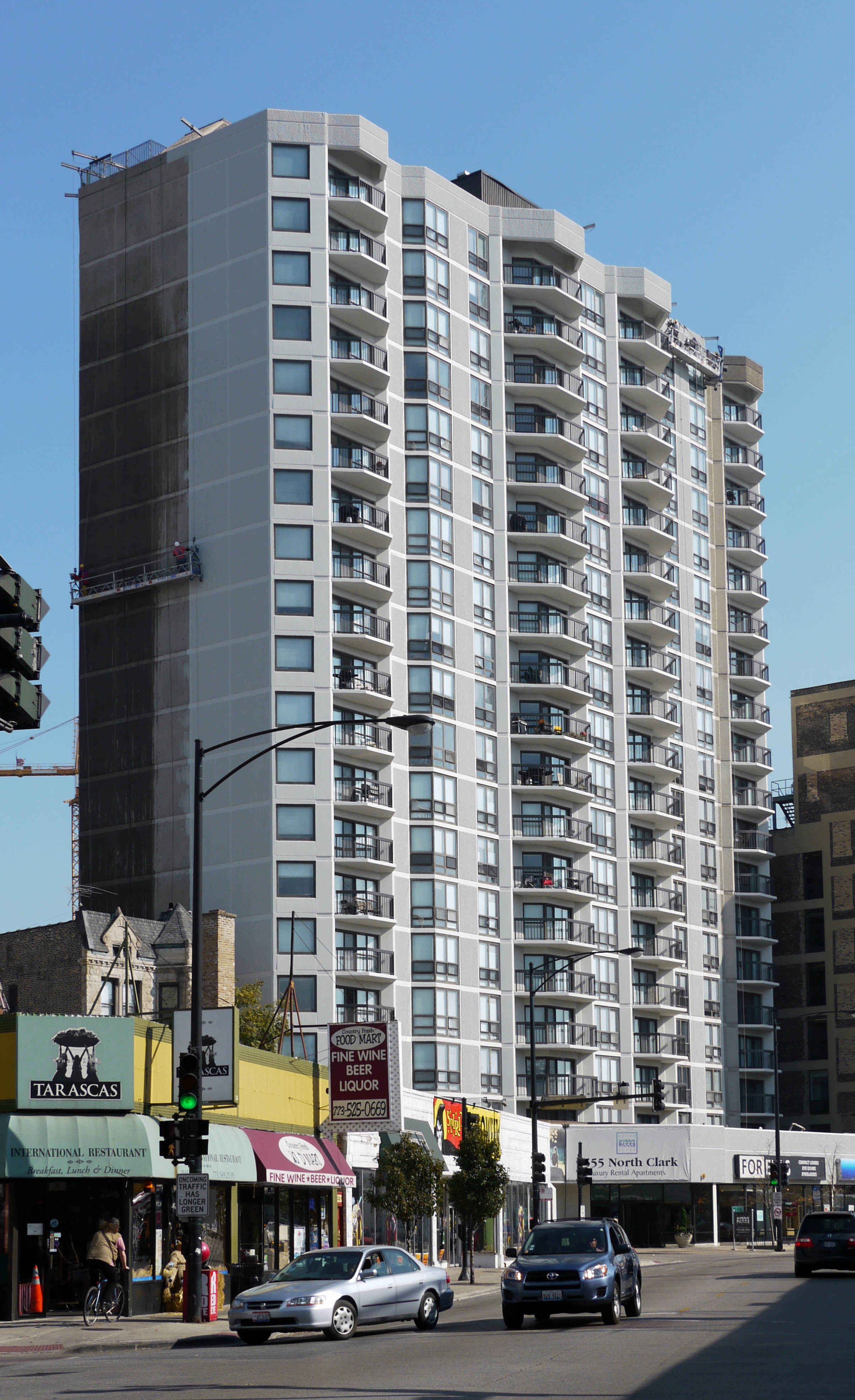2555 North Clark Apartments 2555 N Clark St Lincoln Park