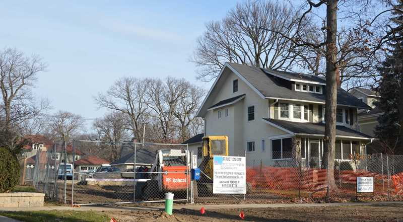 An update on Wilmette demolition permits