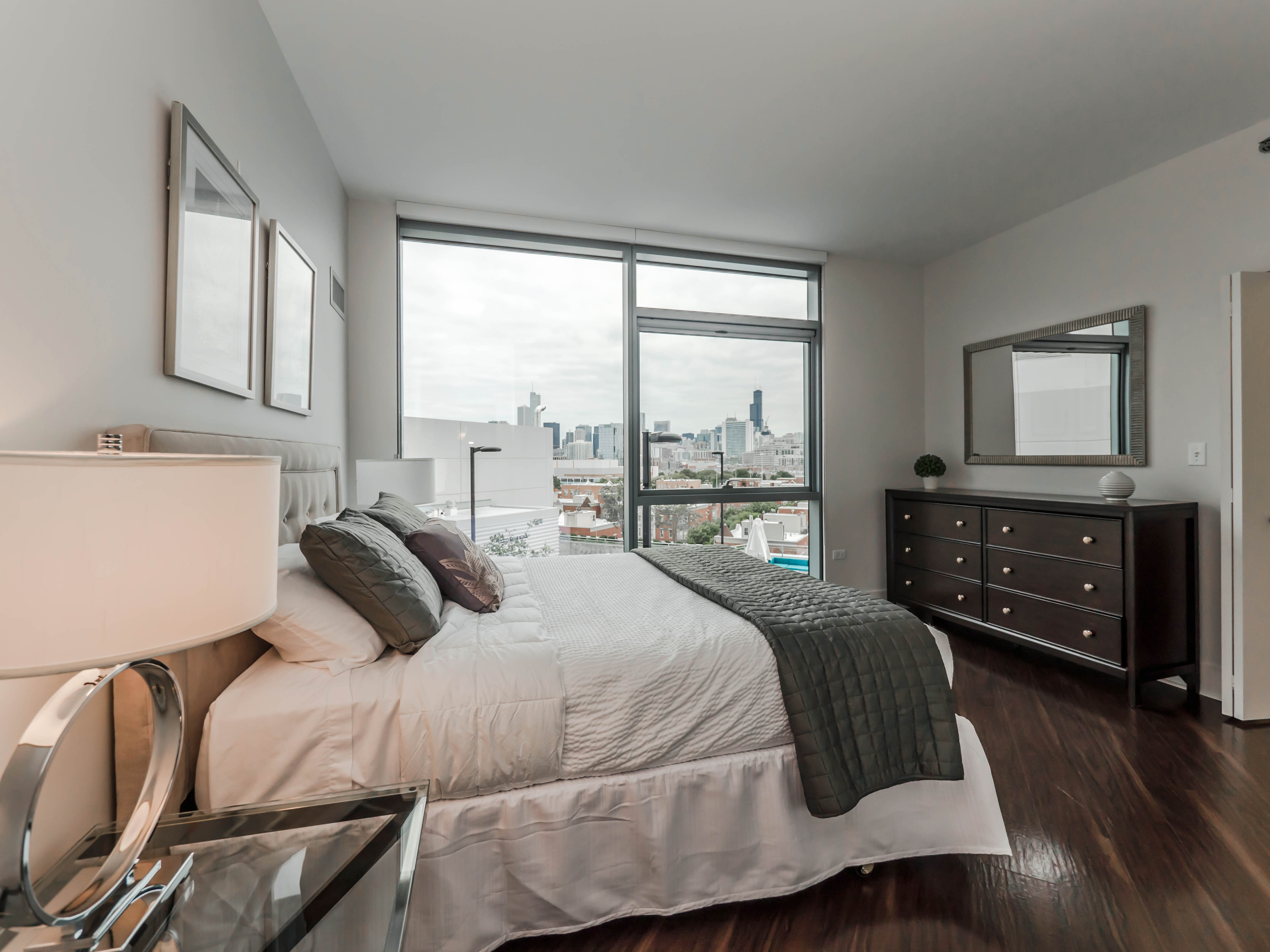 new city apartments boast unmatched luxury details yochicago. Black Bedroom Furniture Sets. Home Design Ideas