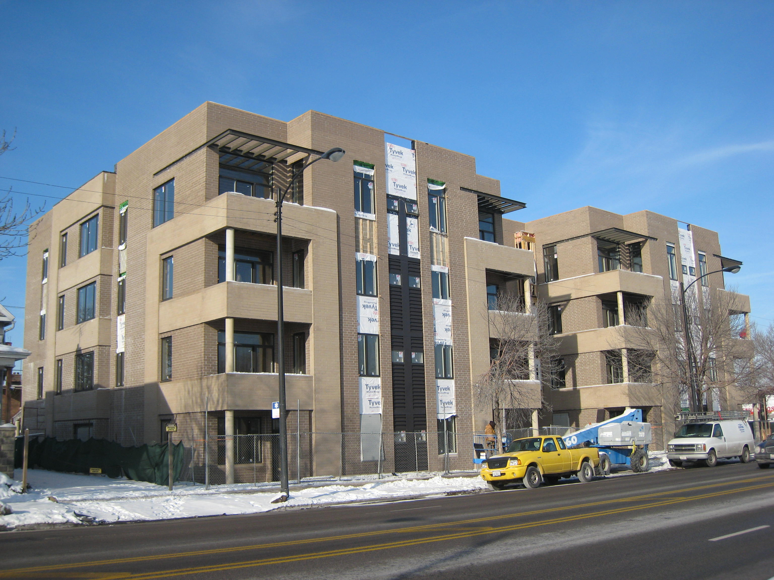 Catalpa Square is now Terra Place