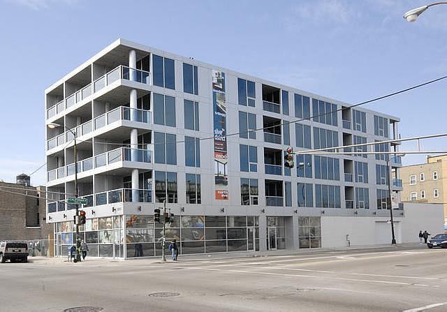 The Silver District, 2800 W North Ave, Logan Square, Chicago