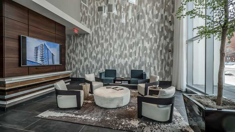 Evanston's E2 Apartments welcomes its first residents