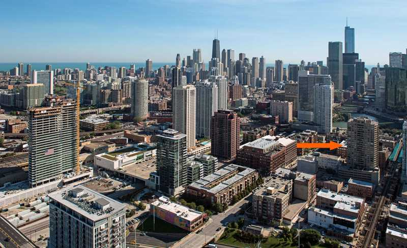Sellers taking losses at Jefferson Tower