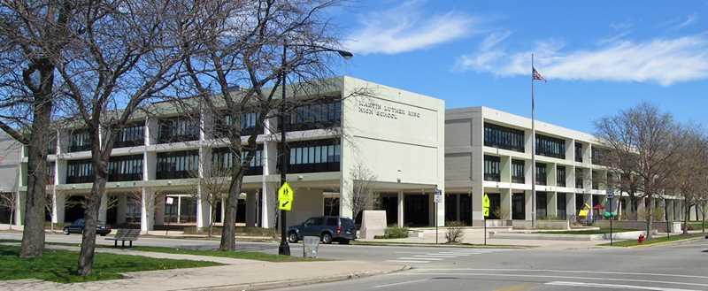 Is greater Bronzeville a school desert?
