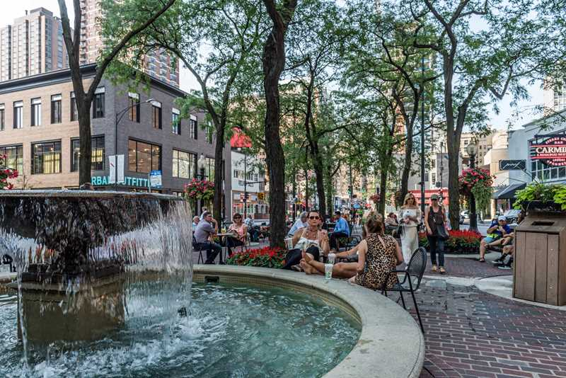 Mariano Park, Chicago