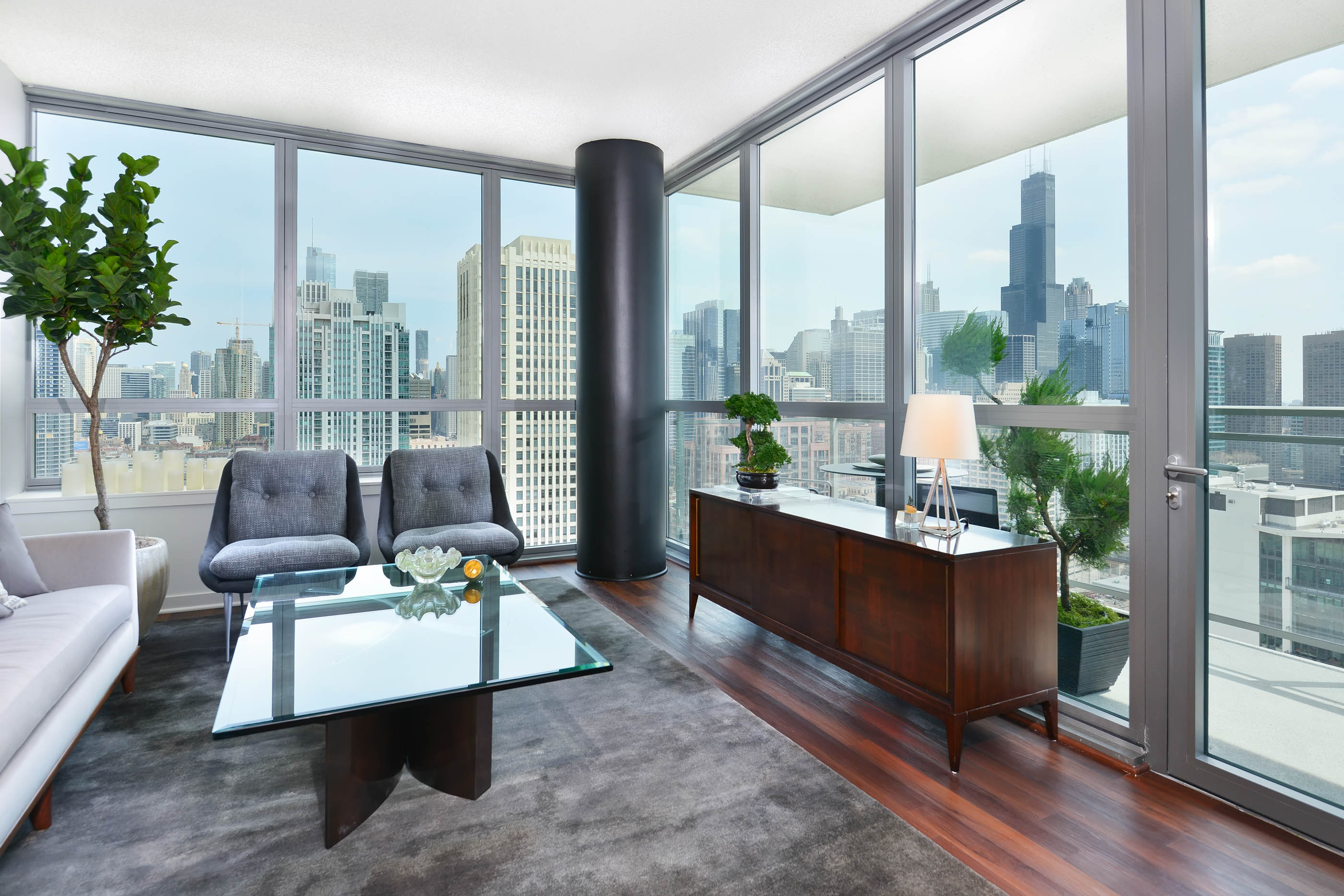 Chicago S Best West Loop Near West Apartments Two Bedroom Floor Plan Yo