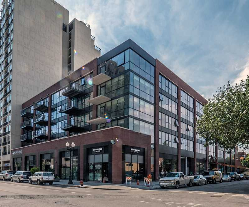 The Scott Residences, 211 W Scott, Old Town