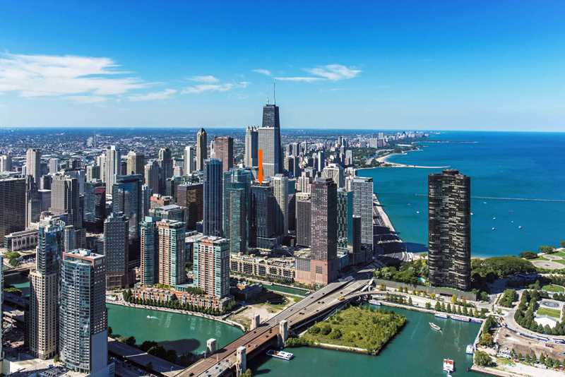 A month's free rent at new luxury Streeterville apartments
