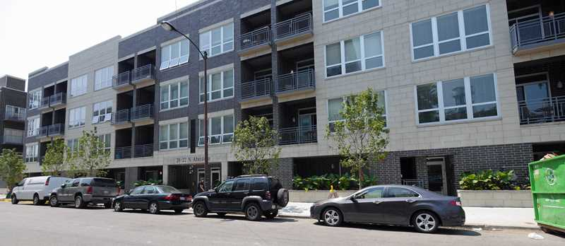 Smaller buildings renting rapidly in West Loop