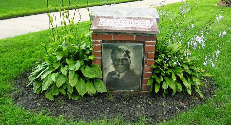 Remembering Harold Washington