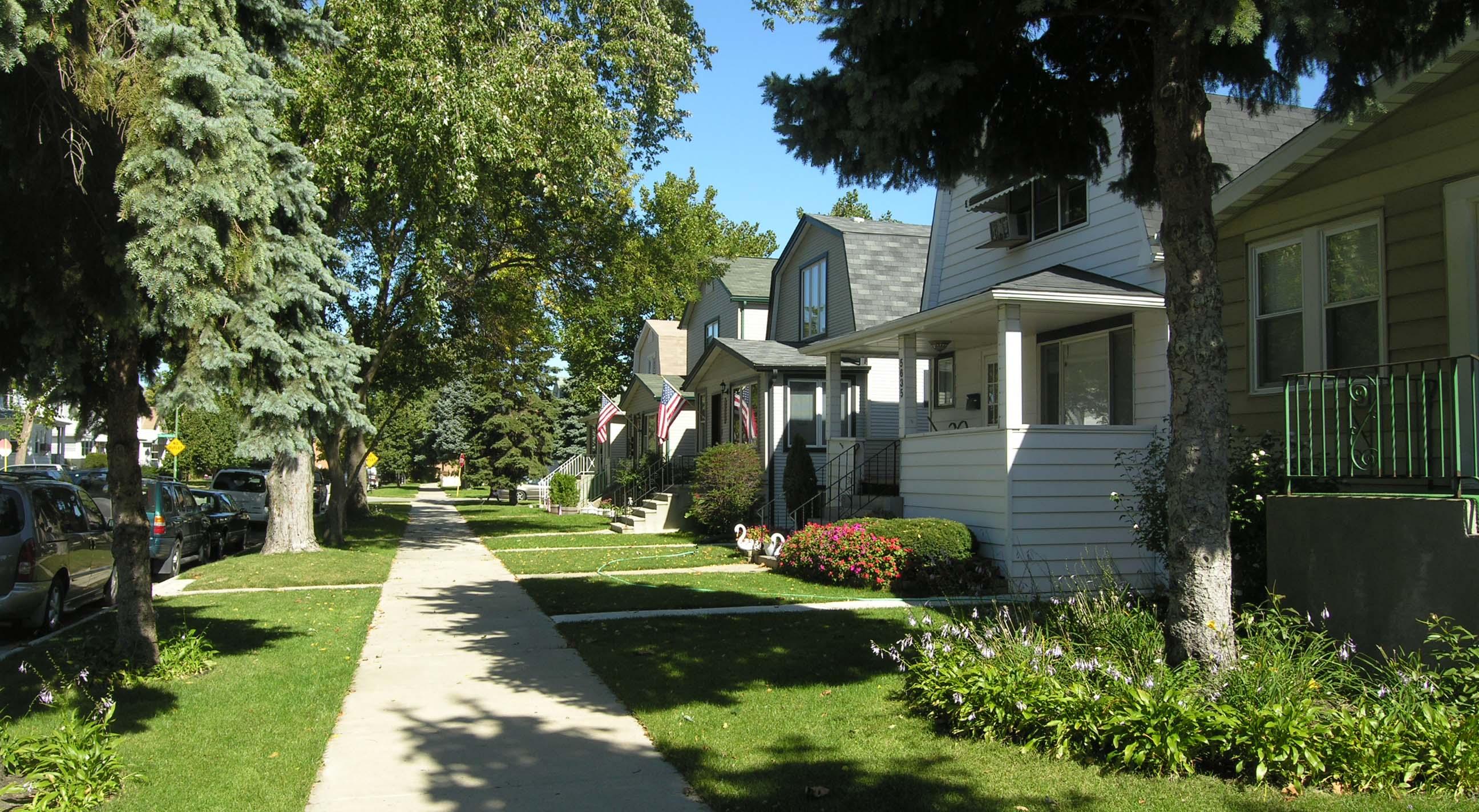 Obscure Chicago Neighborhoods Brynford Park Yochicago