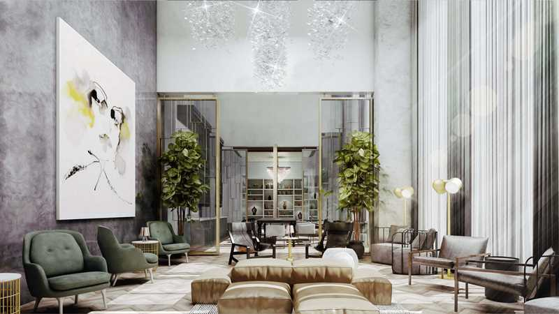 Aurélien has new apartments on the River North / Gold Coast border