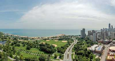 Apartments with the best view of Chicago's Air & Water Show