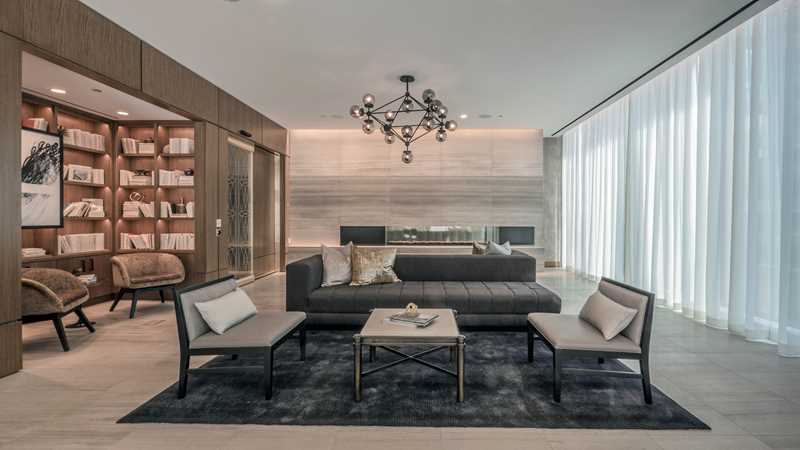 Sophisticated style and service at Streeterville's new North Water apartments