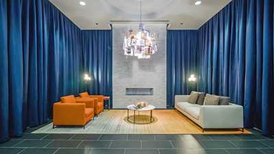 Visit the show-stopping amenities at Marquee at Block 37 apartments