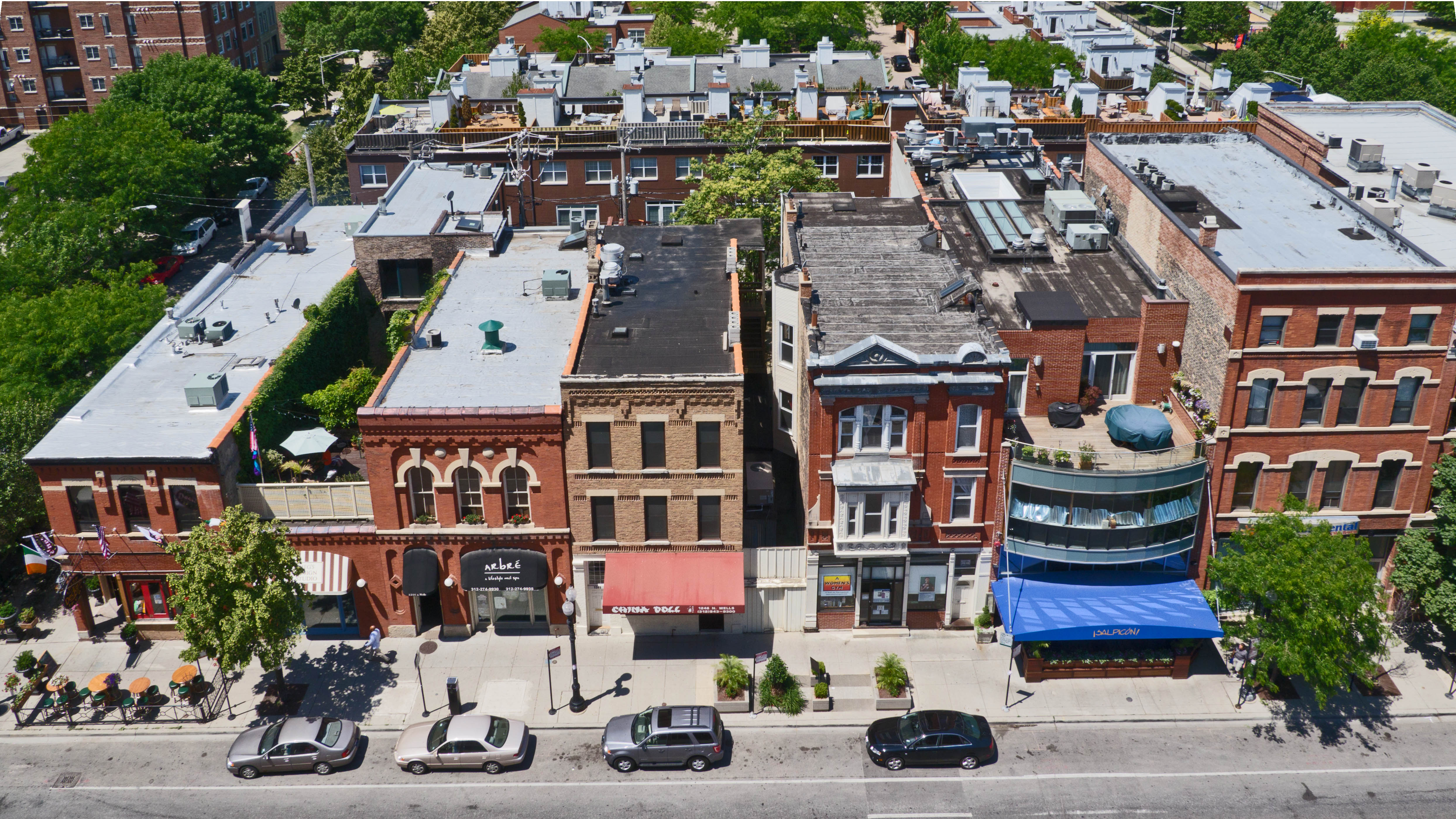 3 Bedroom Apartments Rent Luxury Old Town Apartments On Wonderful Wells Street
