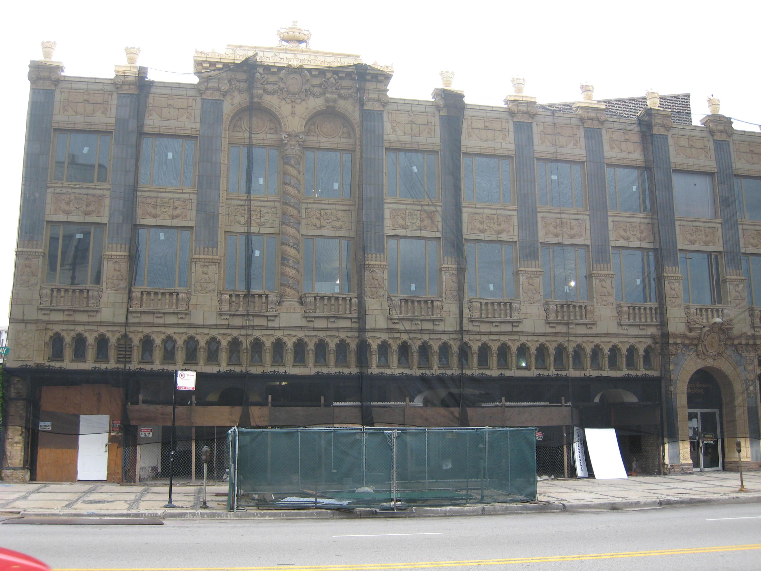 Uptown Broadway Buildinig