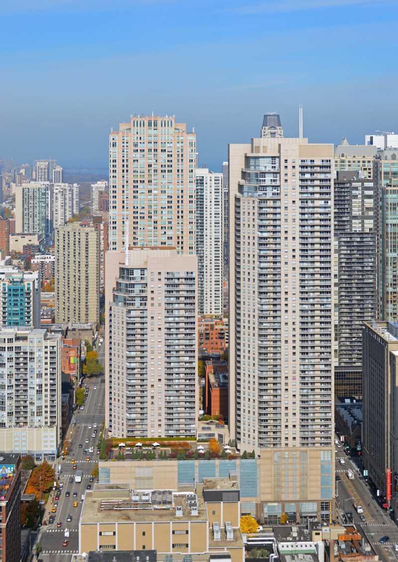 Grand Plaza Chicago River North Apartments Autos Post