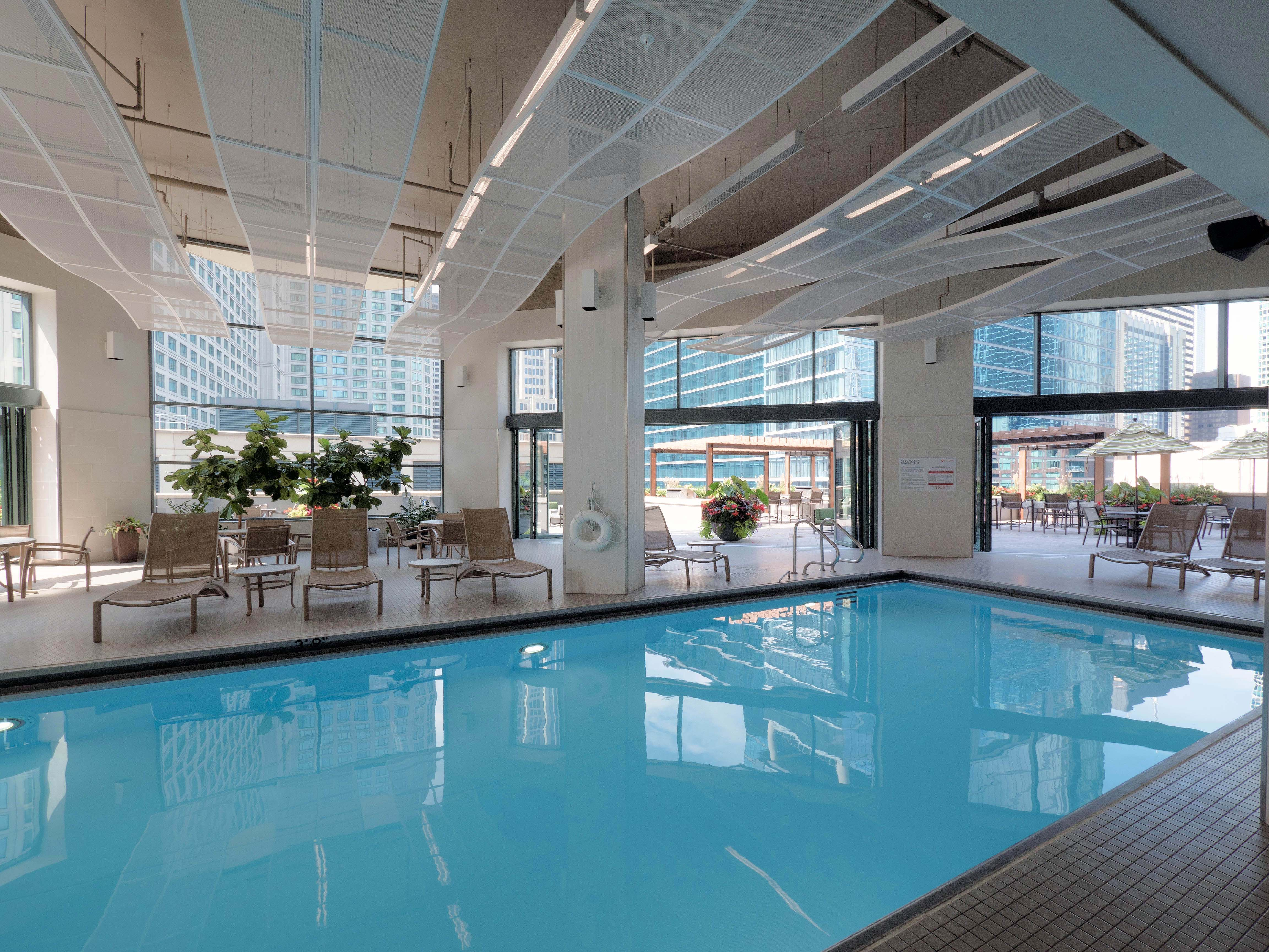 Downtown Chicago Apartments With Indoor Pools A Complete List Yochicago