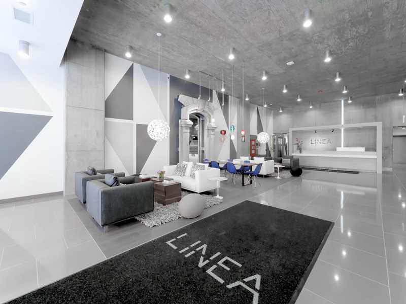 Linea, the Loop's newest apartment tower, is move-in ready