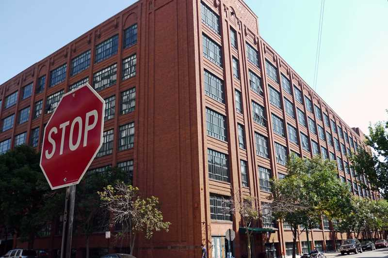 River West Lofts, 925 W Huron St, River West
