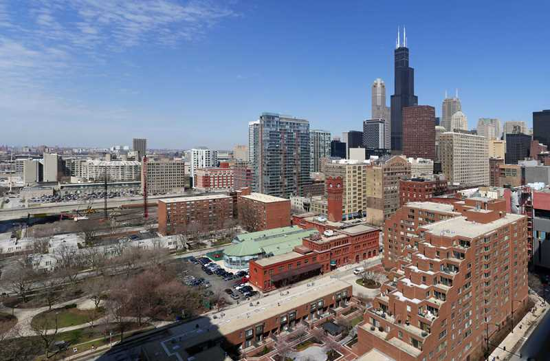 See what's for rent in the tight South Loop market