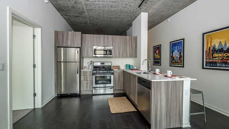Own a high-style new South Loop condo for $2K a month