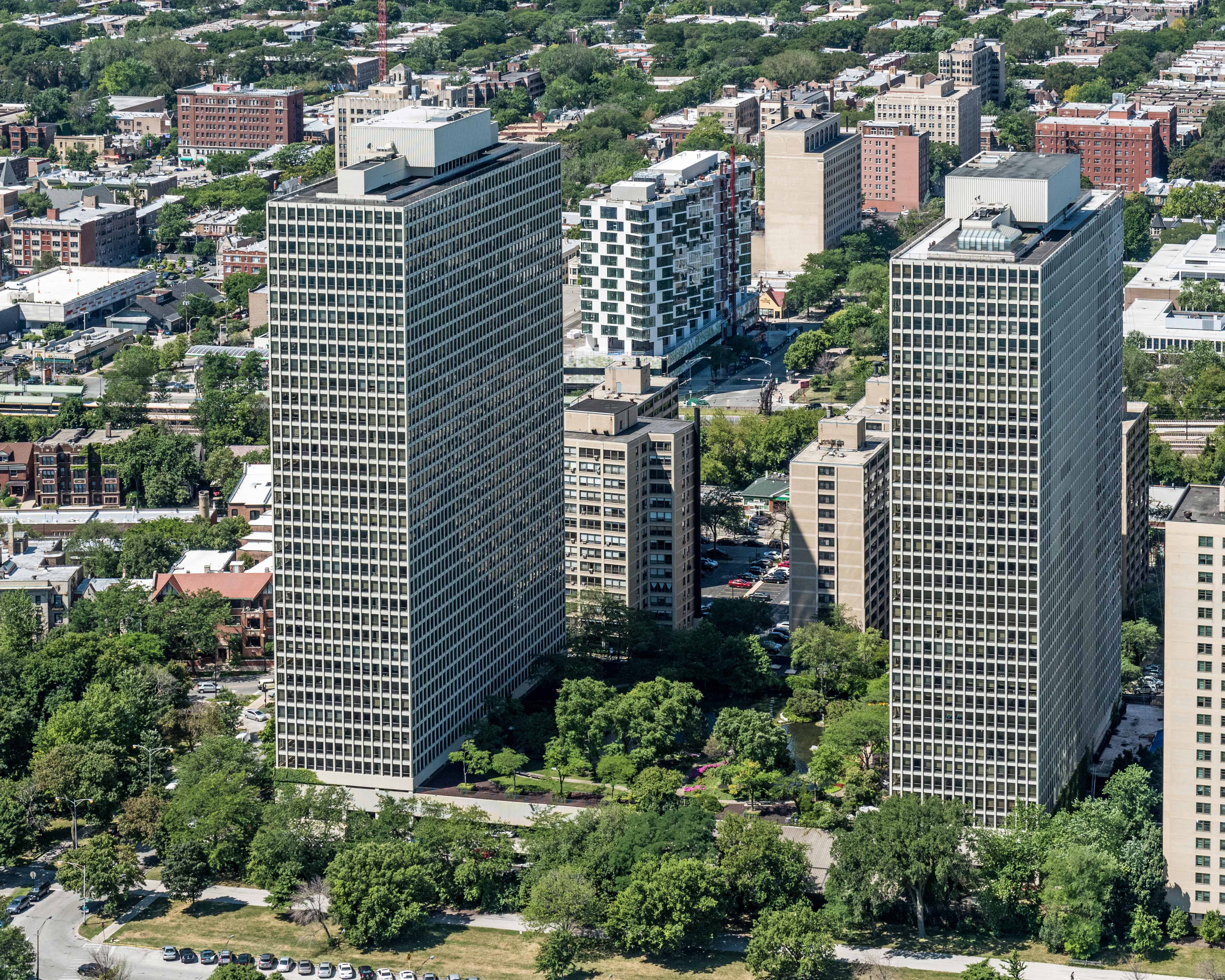 Hyde Park  Kenwood Apartment Guide  YoChicago - Kenwood chicago map