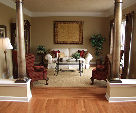 floor plan focus a four bedroom remington ii home at geneva s mill