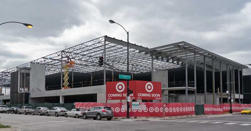 West Loop update – Target and Mariano's