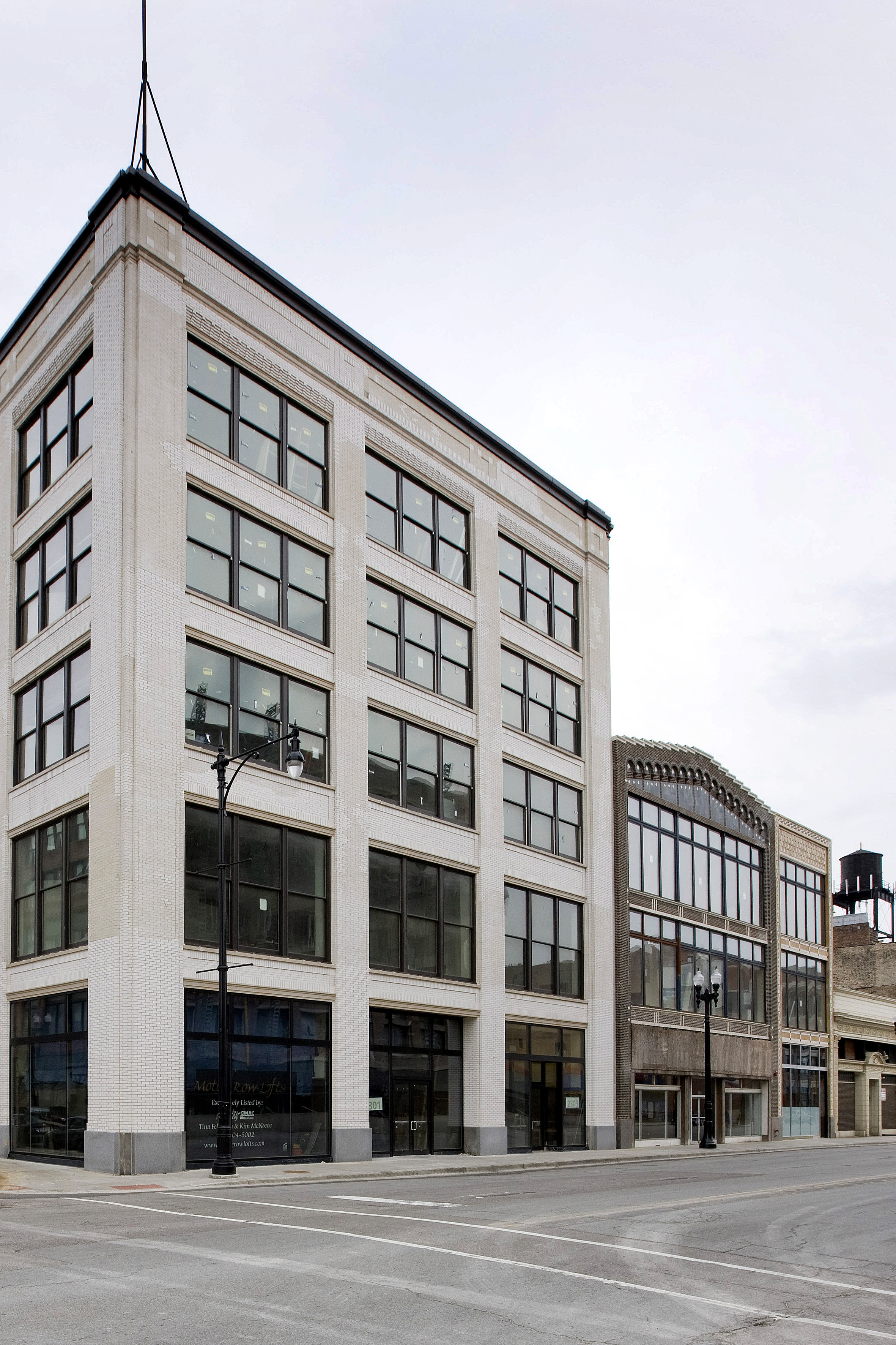 Motor Row Lofts, 2303 S Michigan Ave, Chicago