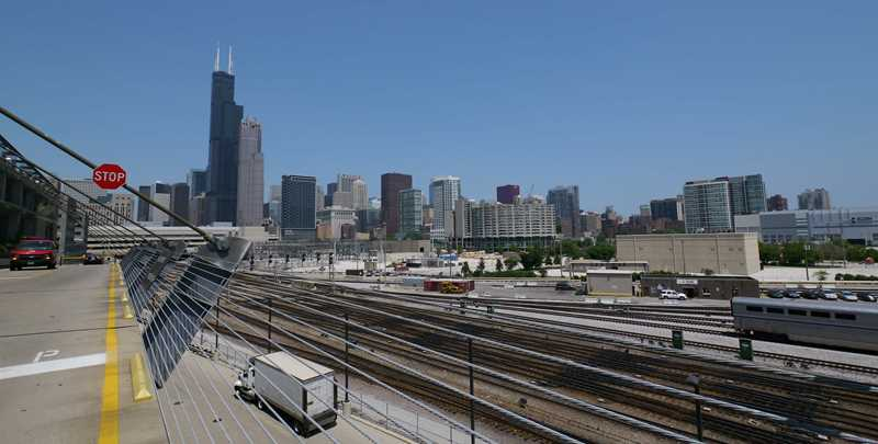 Views on the cheap – University Village and South Loop