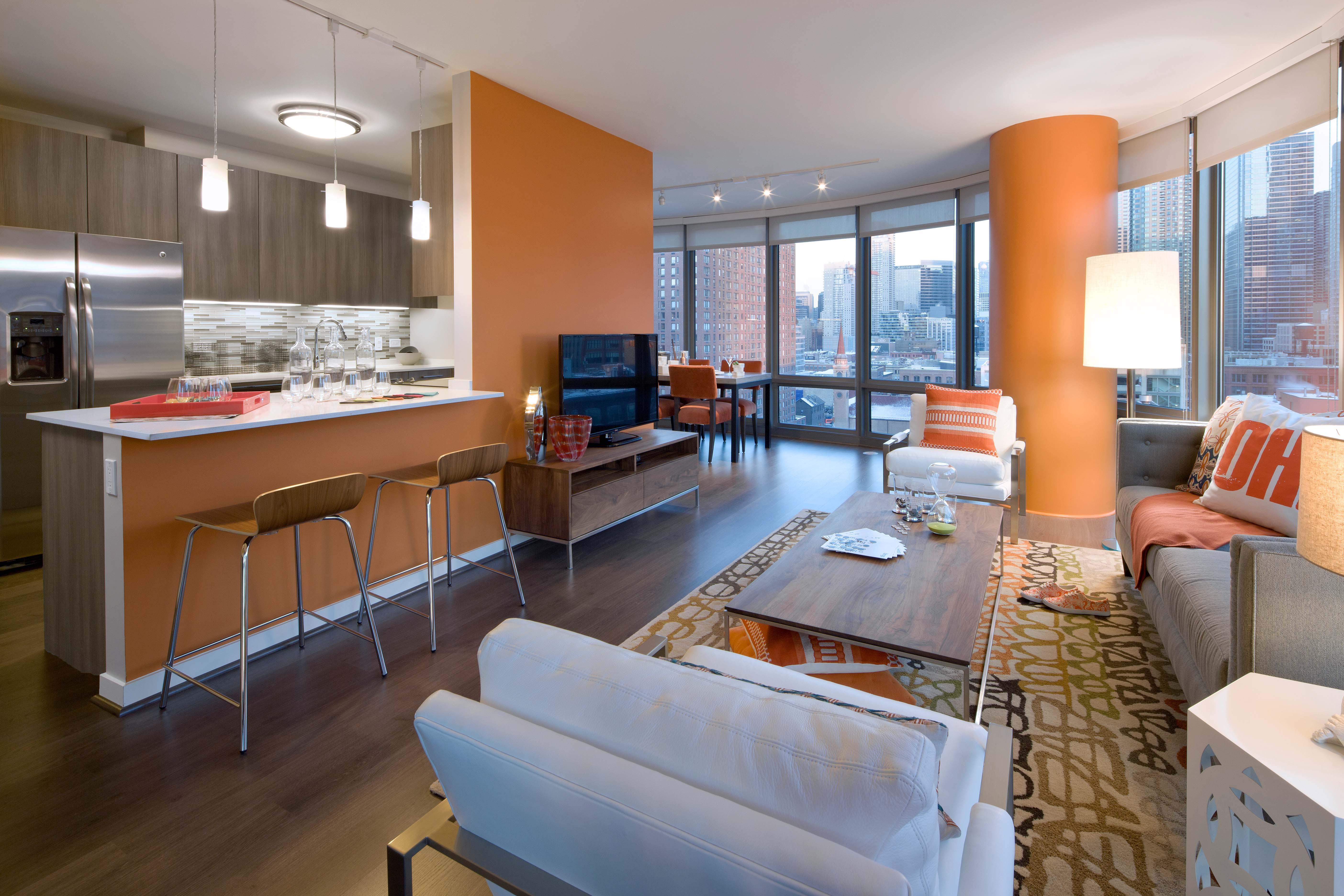 River North Apartment Reviews YoChicago