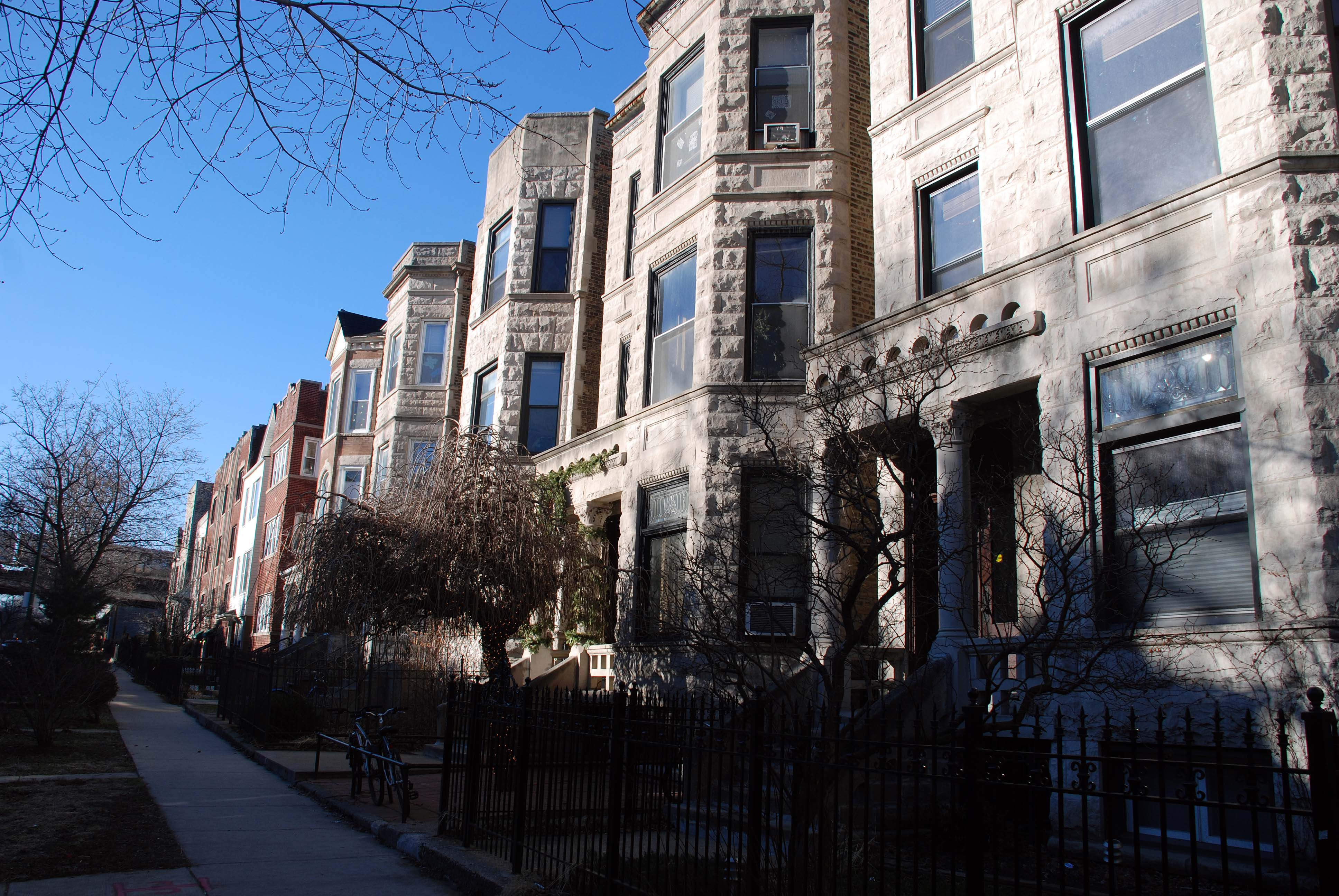 Newport Ave Historic District, Chicago, IL Part 74