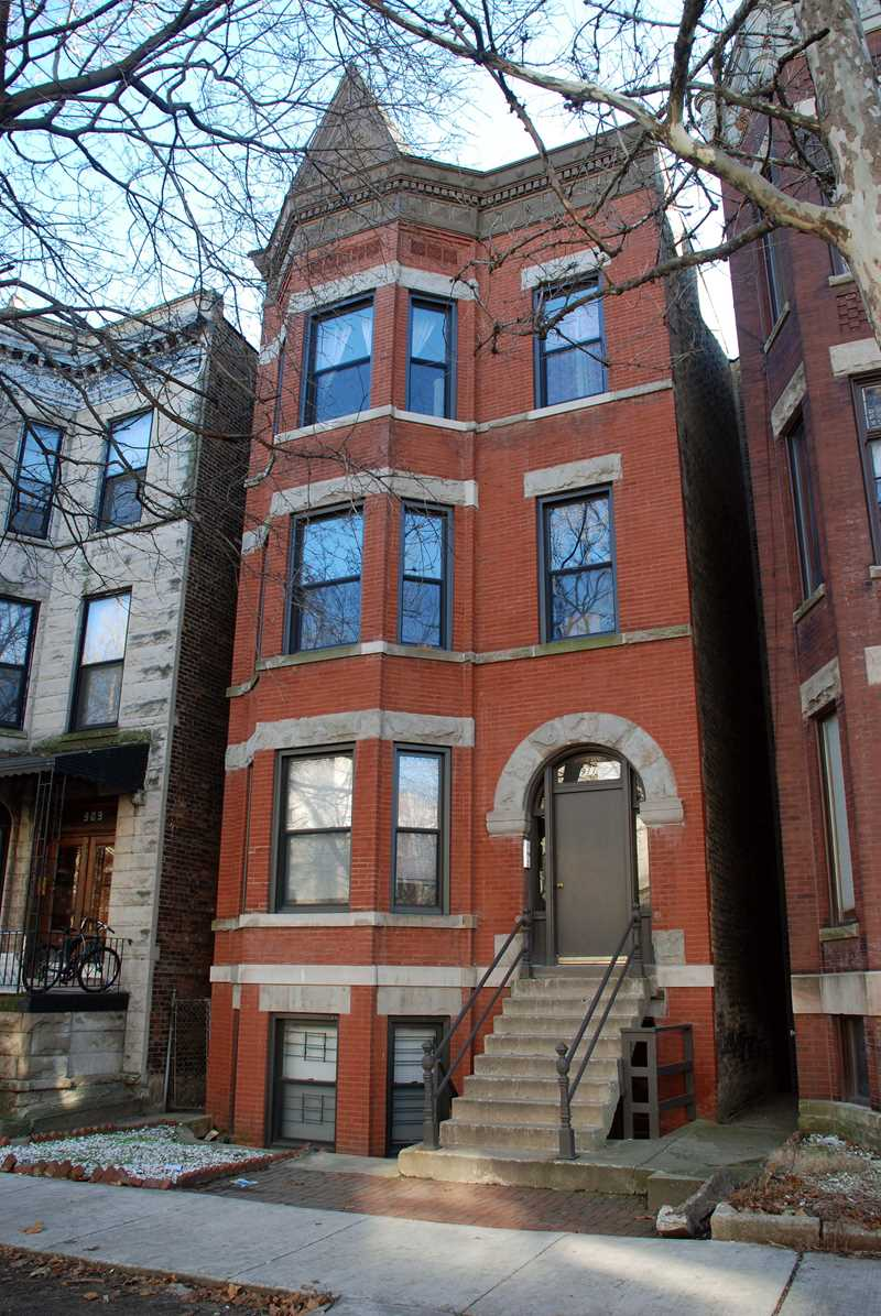 Newport Ave Historic District, Chicago, IL