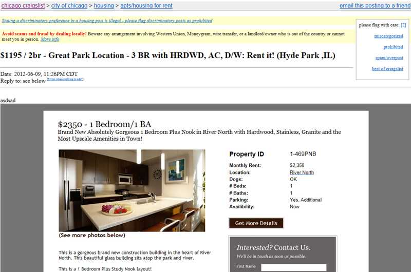 Searching for a River North 2-bedroom with an indoor pool