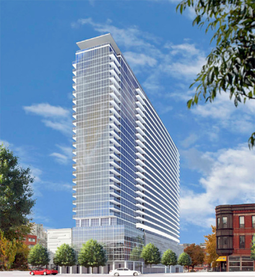 Chicago Apartment Rentals: Next Apartments, 347 W Chestnut St, River North