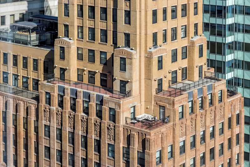 Century Tower has two-bedrooms from $2,027 in the Loop