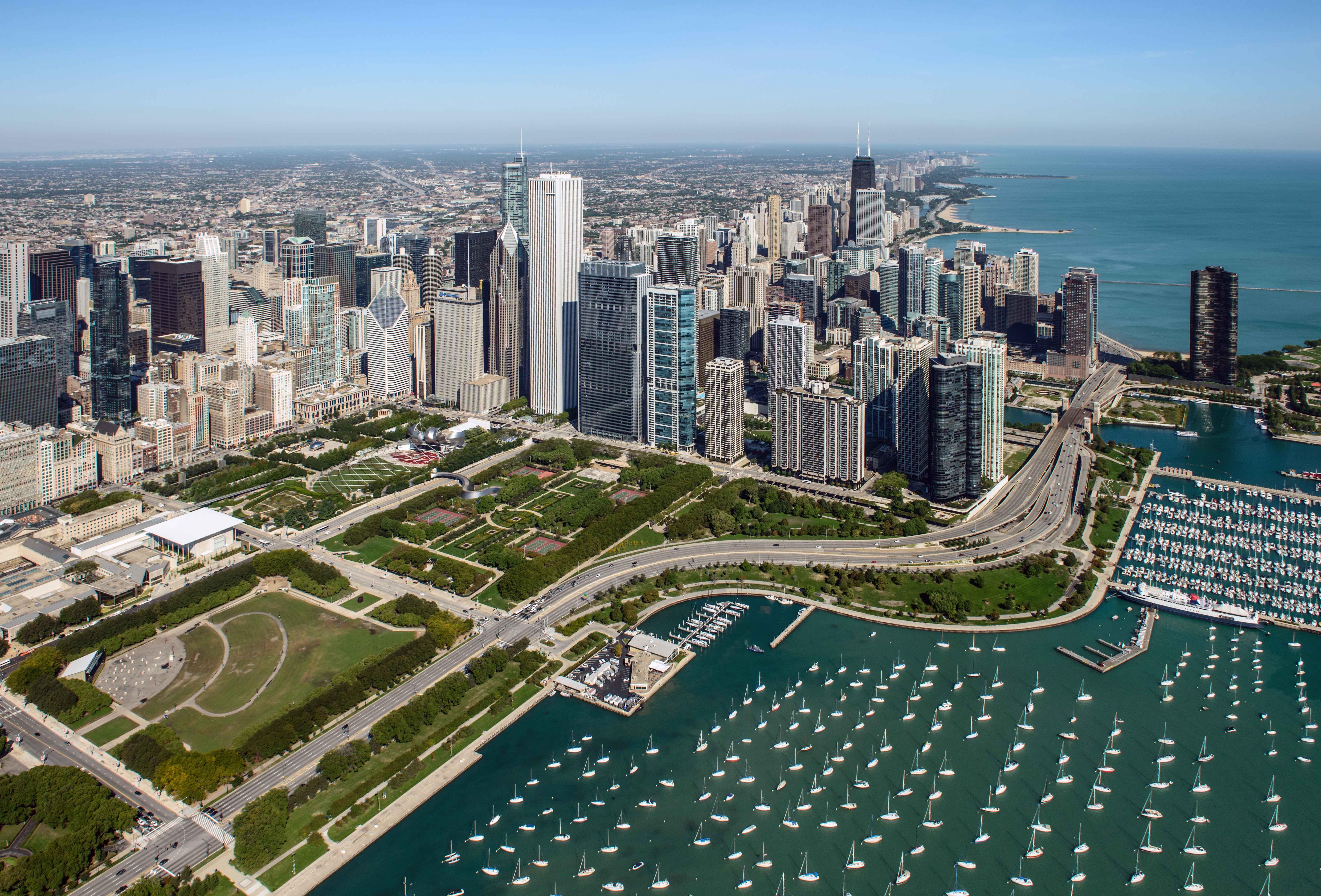 Apartments Near Grant Park Chicago