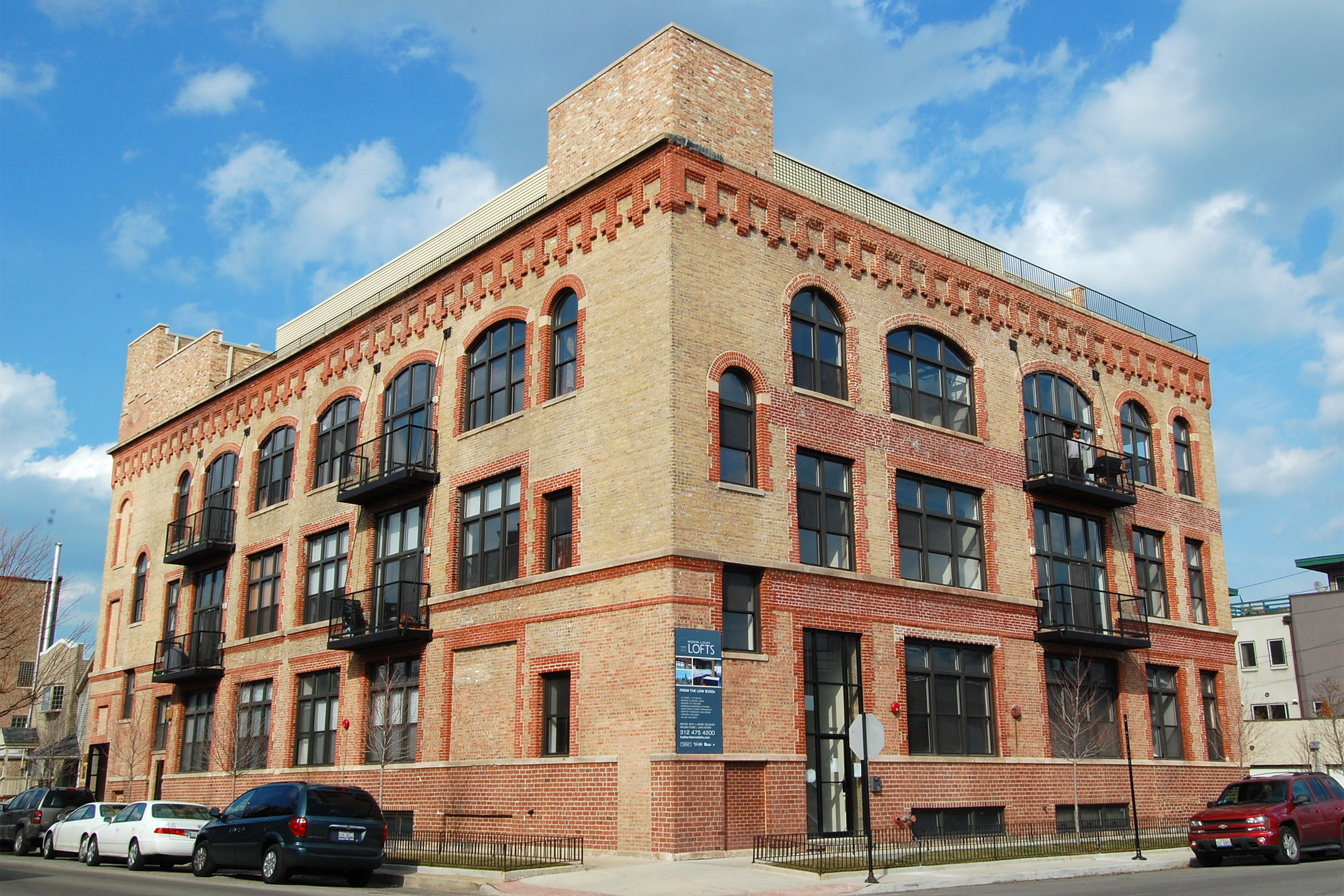 The nearly news: New listing at Hubbard Street Lofts not ready to dip below 2007 sale price
