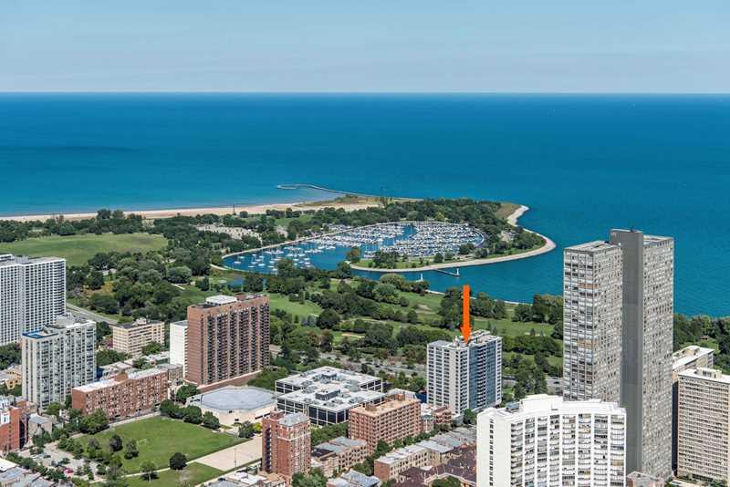 4100 N Marine, Chicago
