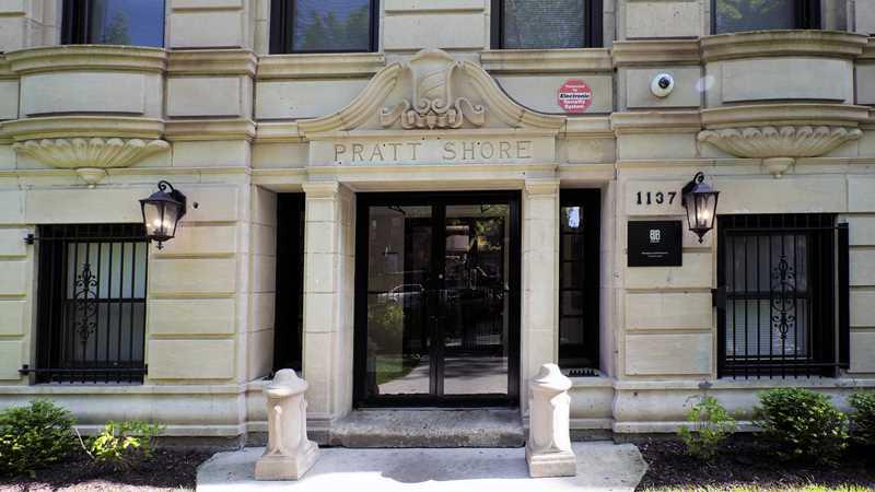 1135-37 West Pratt, Chicago