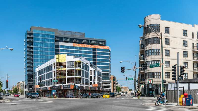 A first look inside the Fulton River District's new Kenect apartments