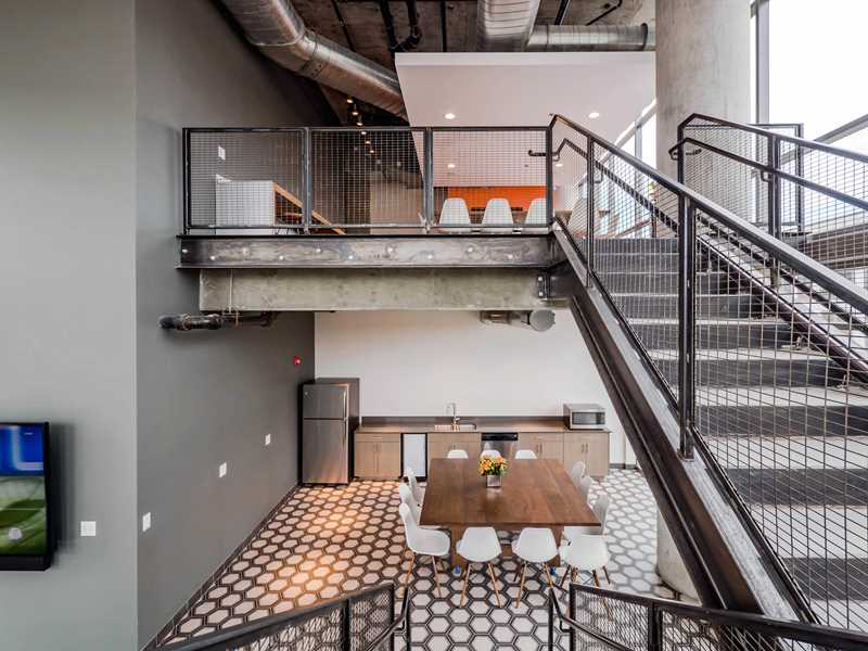 New Loft Aesthetic Apartments At Kenect In The Hot Fulton