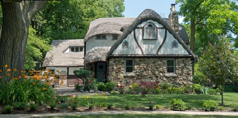 A Winnetka home with the look of a Zook