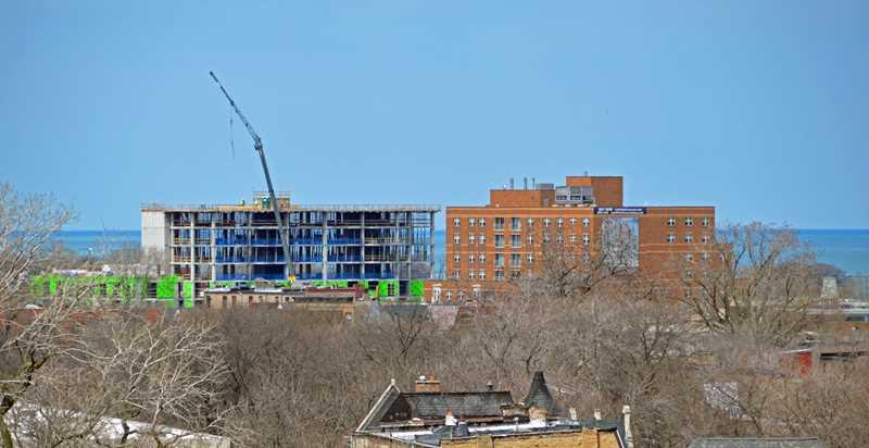 Lake Park Crescent apartments update