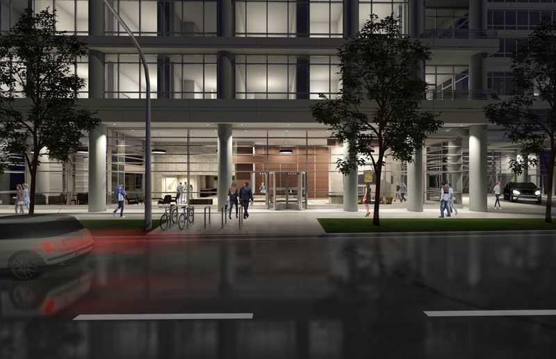 Alta Roosevelt apartments, 801 S Financial Pl, South Loop