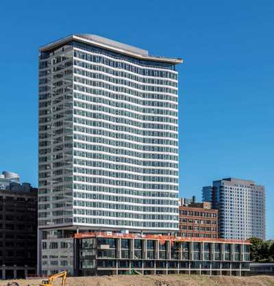 Live rent free on the river at The Cooper Southbank in the South Loop