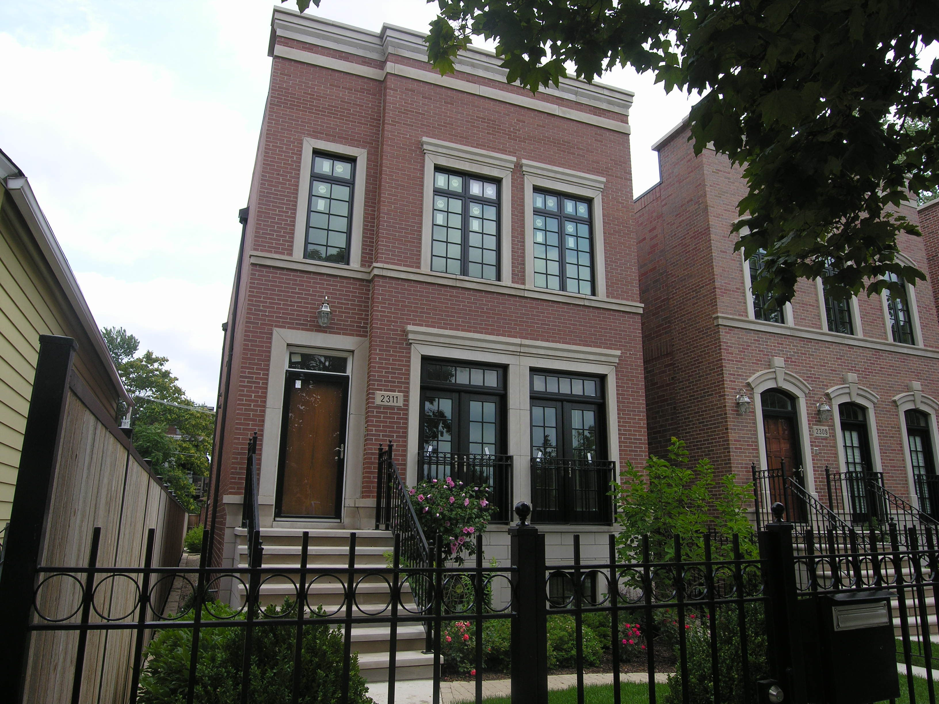 Five years later and $300K lower in Logan Square