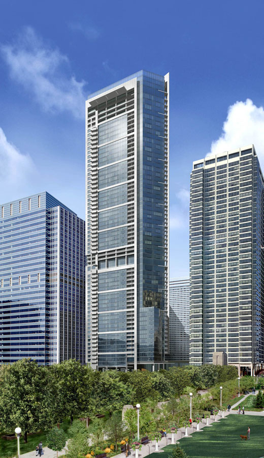 Work in progress: 340 on the Park a comely addition to Lakeshore East